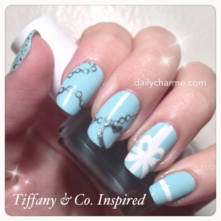 Tiffany co inspired nails daily charme 20130217 222056g prinsesfo Images