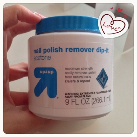 Glitter Nail Polish Removal Solution: Target\'s Nail Polish Remover ...