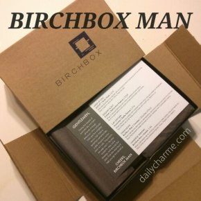March Birchbox Man Review