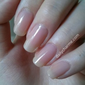 Tutorial: Color correcting stained nails for a healthy, naturallook!