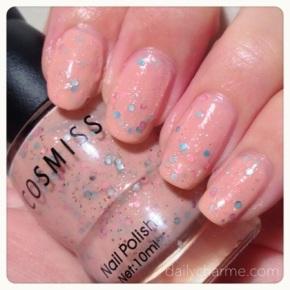 Sweet Nail Polish & Cosmiss Nail PolishSwatch/Review
