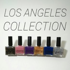 Introducing Charme Lacquers – Los Angeles Collection!